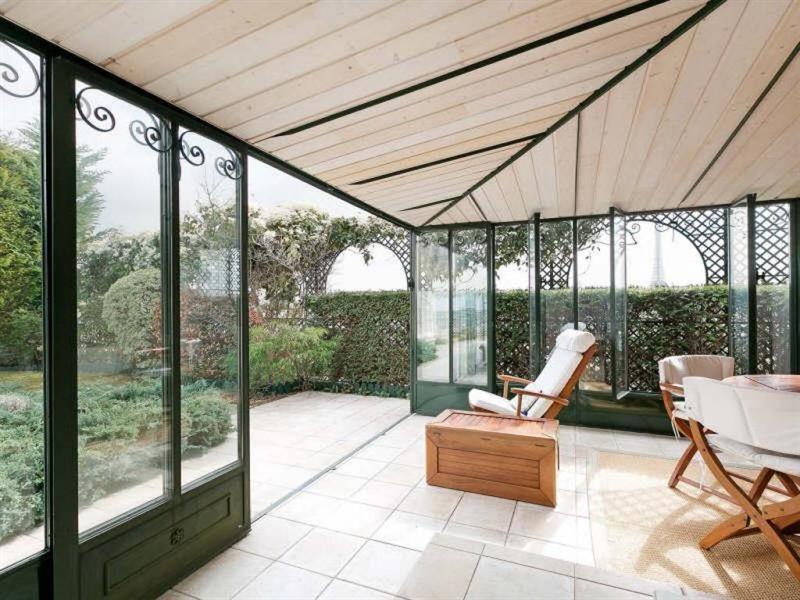 Immobile residenziali di prestigio appartamento Paris 16ème 3000000€ - Fotografia 1