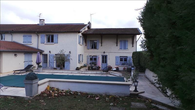 Vente maison / villa St jean de niost 460000€ - Photo 4