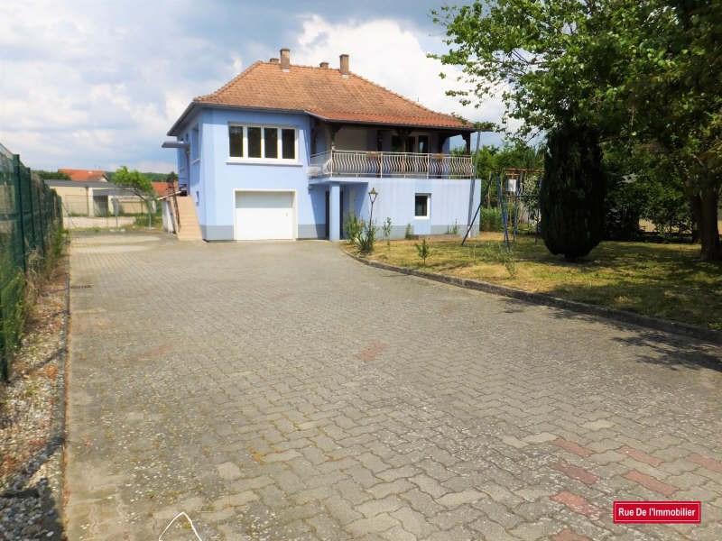 Sale house / villa Reichshoffen 220000€ - Picture 2