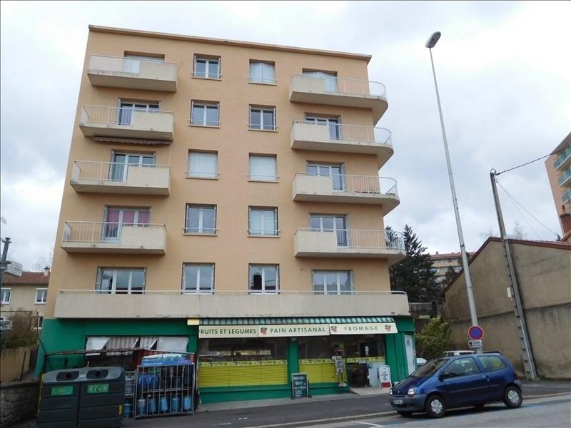 Rental apartment Le puy en velay 491,75€ CC - Picture 8