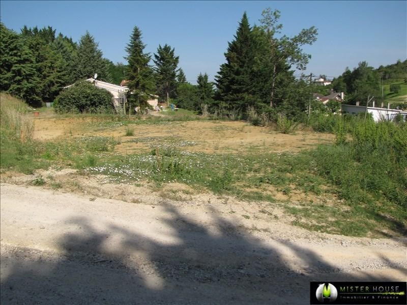 Vente terrain Corbarieu 51 000€ - Photo 3