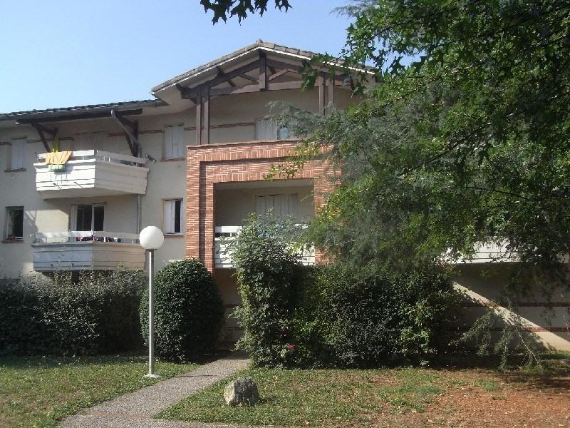 Vente appartement Launaguet 109000€ - Photo 1