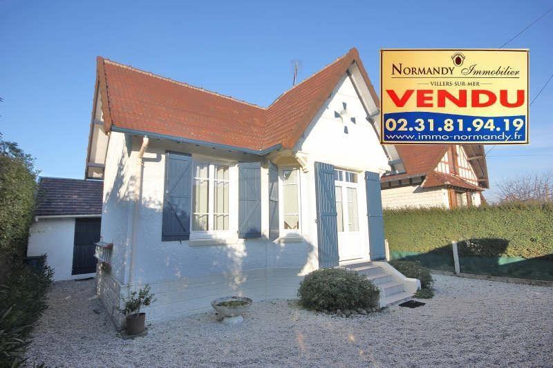 Sale house / villa Villers sur mer 254000€ - Picture 1