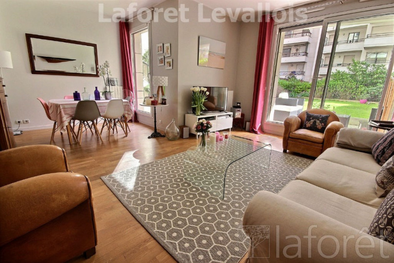 Vente de prestige appartement Levallois perret 1150000€ - Photo 2
