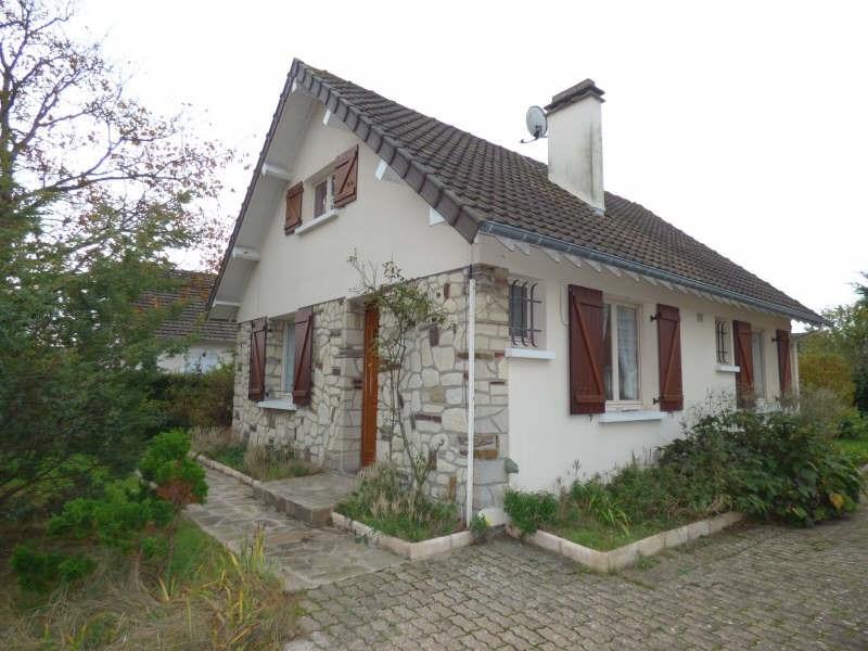 Vendita casa Villers sur mer 381600€ - Fotografia 1