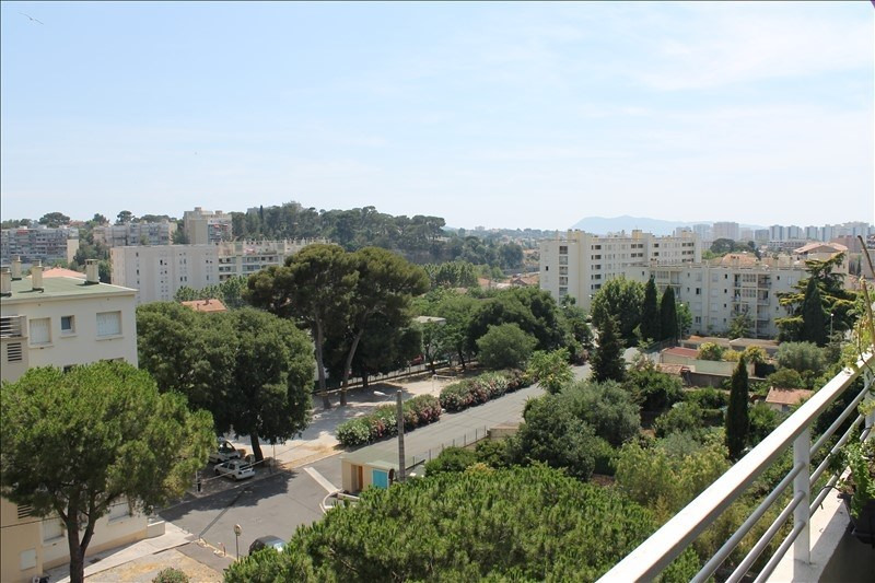 Sale apartment Toulon 120 000€ - Picture 1