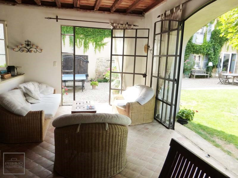 Deluxe sale house / villa Saint cyr au mont d'or 1 360 000€ - Picture 1