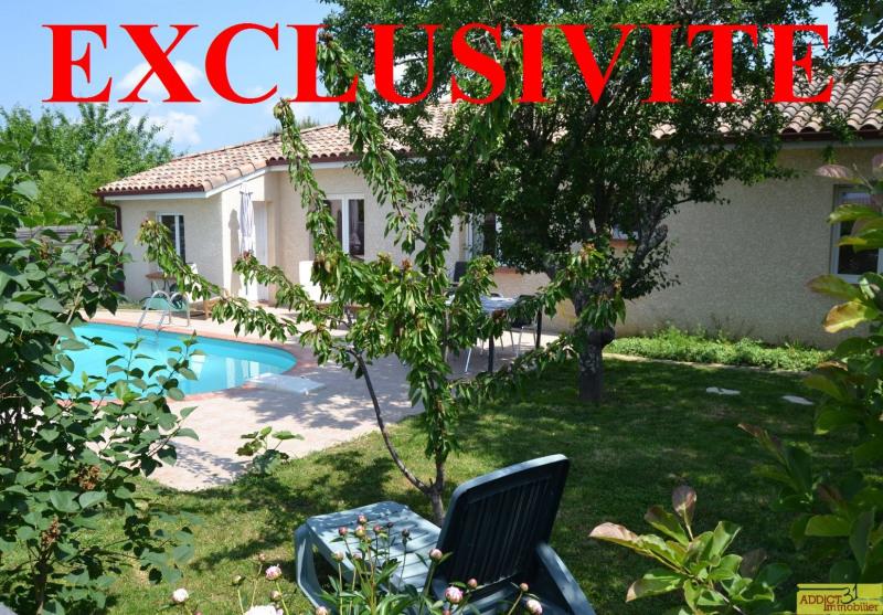 Vente maison / villa Gratentour 313500€ - Photo 1