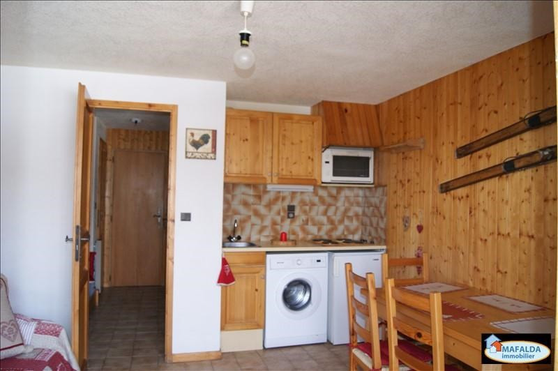 Location appartement Mont saxonnex 330€ CC - Photo 1