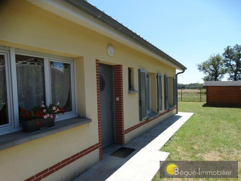 Vente maison / villa Fontenilles 277000€ - Photo 3