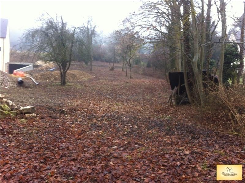 Vente terrain Rosay 126000€ - Photo 1