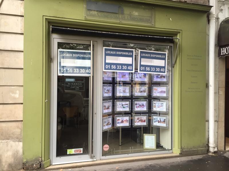 Vente Boutique Paris 19ème 0
