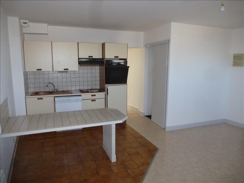 Location appartement Saint brieuc 377€ CC - Photo 2