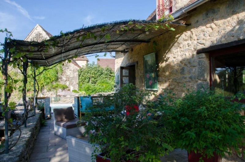 Vente maison / villa Beaumont du perigord 380500€ - Photo 2