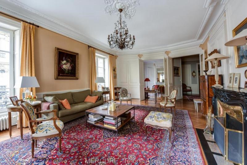 Deluxe sale apartment Lyon 2ème 1320000€ - Picture 2