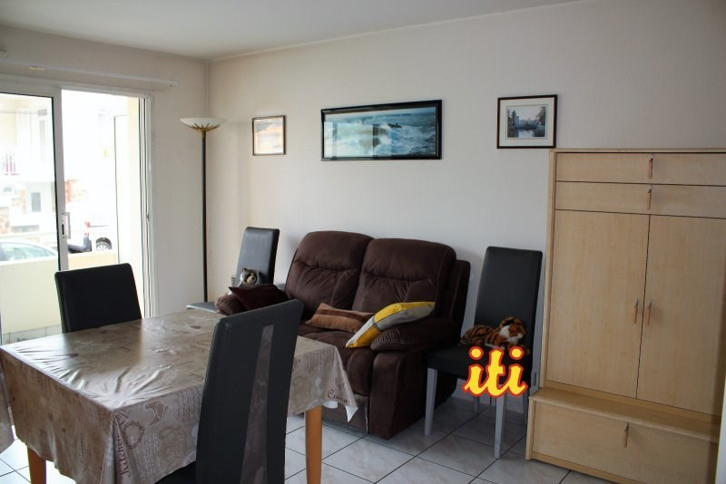 Sale apartment Les sables d olonne 168 800€ - Picture 1