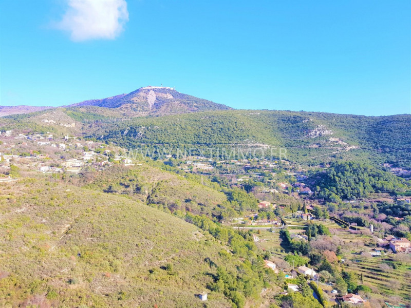 Vente terrain Peille 220000€ - Photo 1