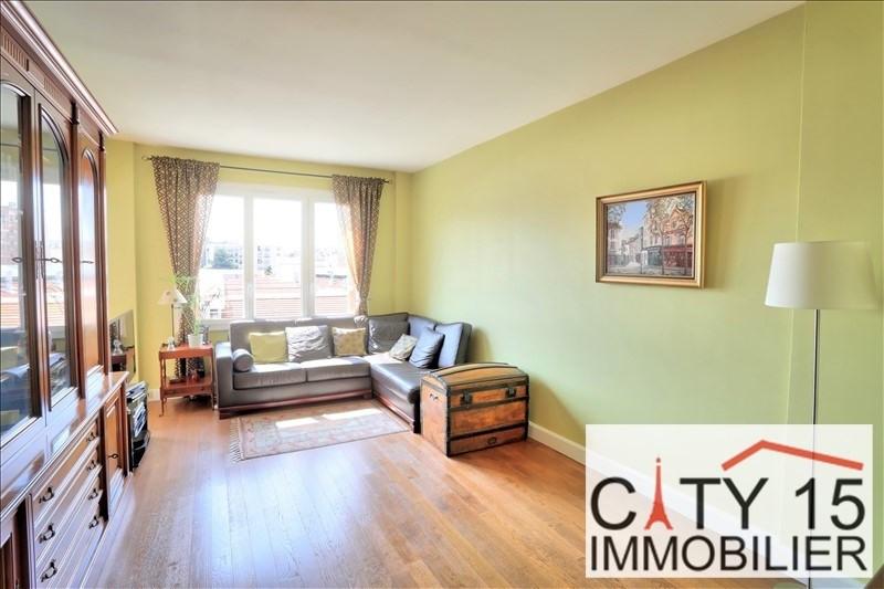 Verkoop  appartement Paris 15ème 585000€ - Foto 7