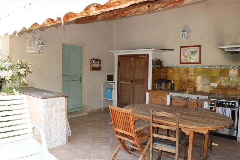Venta  casa Le puy-sainte-réparade 429000€ - Fotografía 5
