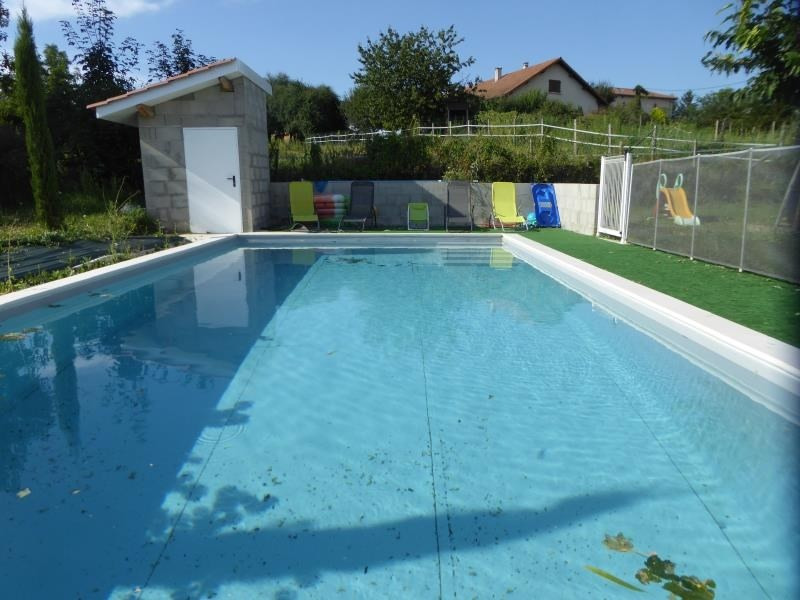 Vente maison / villa St just chaleyssin 416 000€ - Photo 6