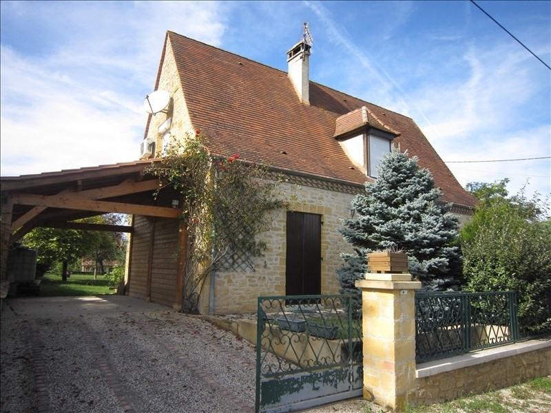 Sale house / villa Siorac en perigord 212000€ - Picture 3
