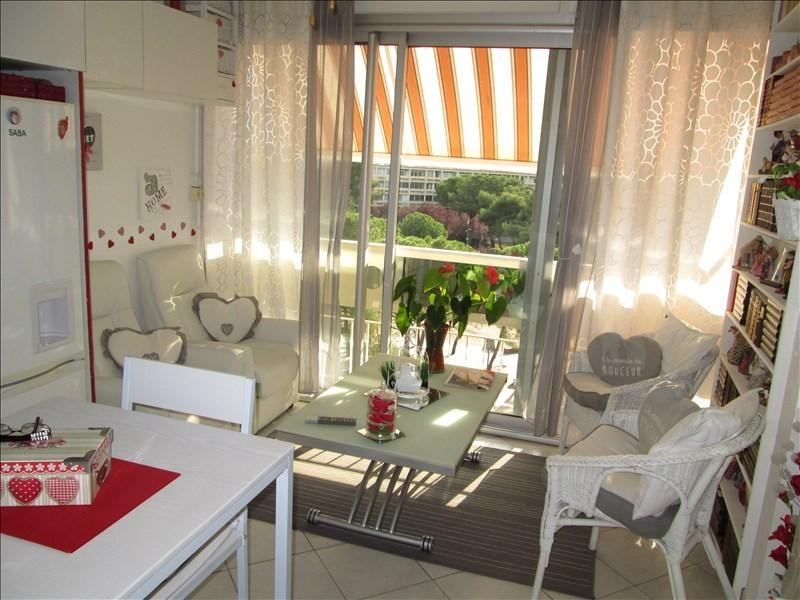 Deluxe sale apartment Balaruc les bains 149000€ - Picture 1