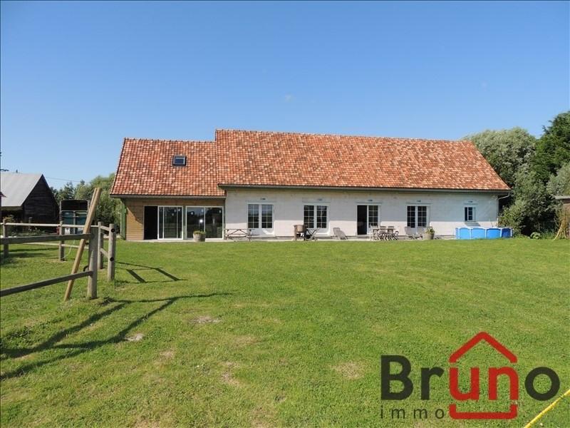 Sale house / villa St quentin en tourmont 383000€ - Picture 1