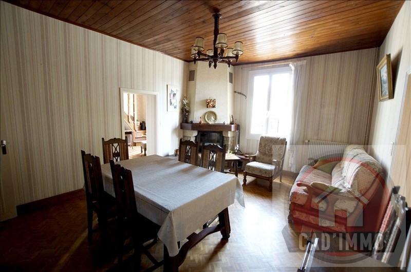 Sale house / villa St germain et mons 181500€ - Picture 7