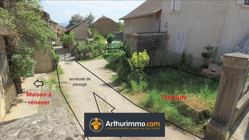 Sale house / villa Passins 61000€ - Picture 8