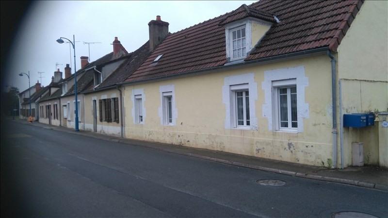 Vente maison / villa Le veurdre 87000€ - Photo 1