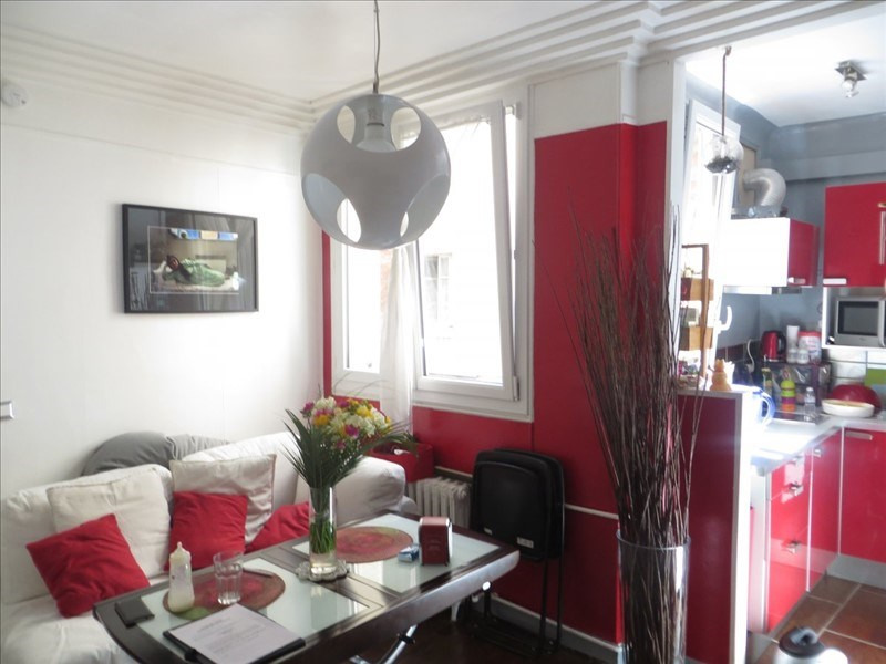 Vente appartement Paris 20ème 270 000€ - Photo 2