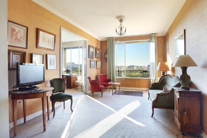 Vente de prestige appartement Paris 18ème 995000€ - Photo 3