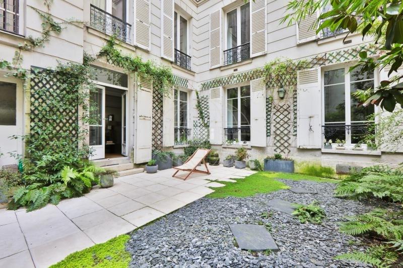 Vente de prestige appartement Paris 9ème 1440000€ - Photo 2