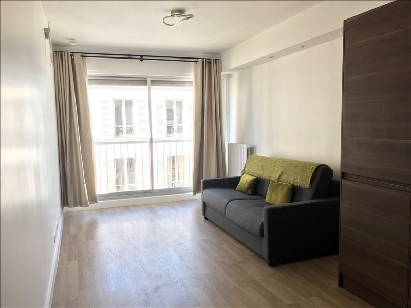 Rental apartment Paris 6ème 1 150€ CC - Picture 2
