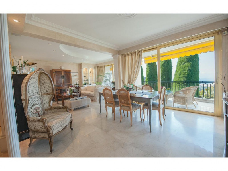 Deluxe sale apartment Nice 870000€ - Picture 1
