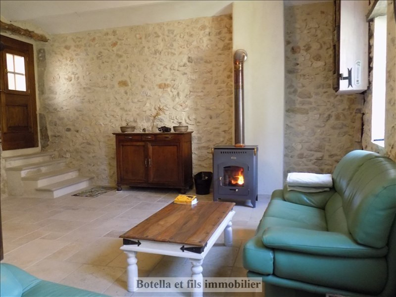 Vente maison / villa Barjac 178 000€ - Photo 1