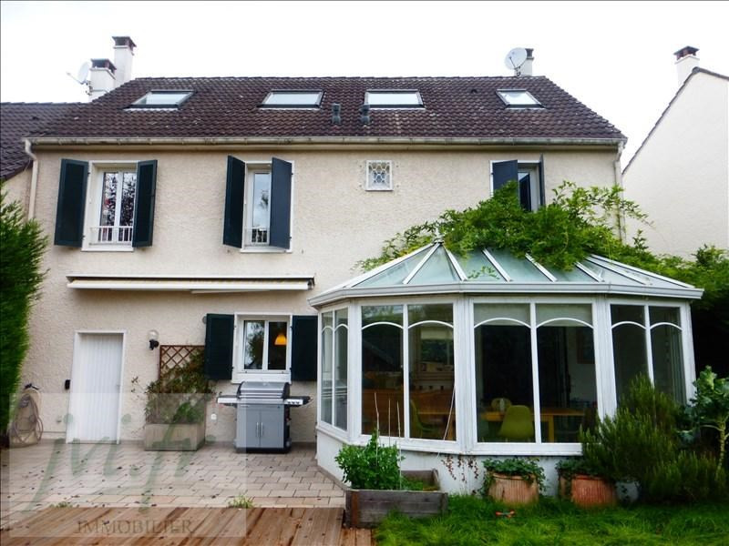 Sale house / villa Margency 525000€ - Picture 1