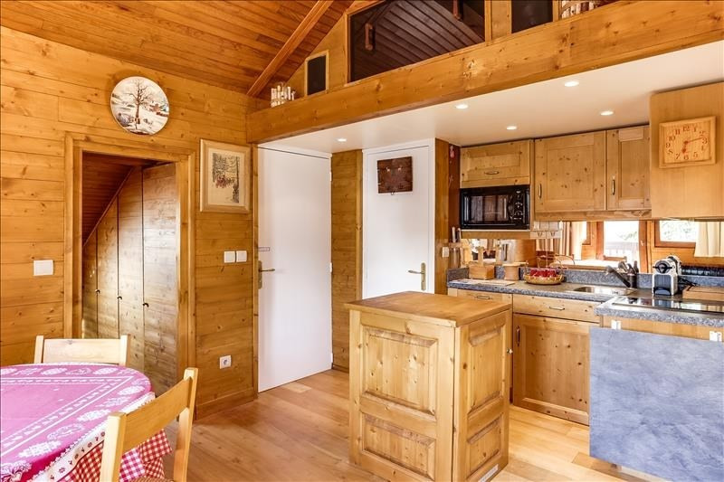 Sale apartment Meribel 330 000€ - Picture 2