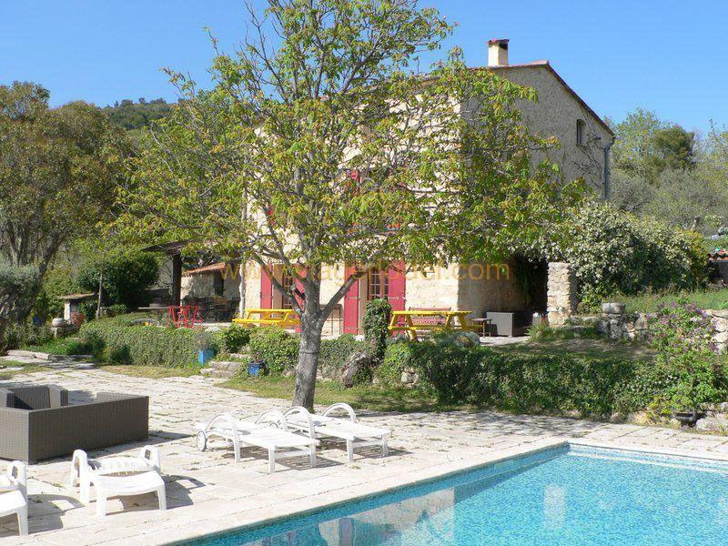 Revenda residencial de prestígio casa Fayence 1155000€ - Fotografia 2