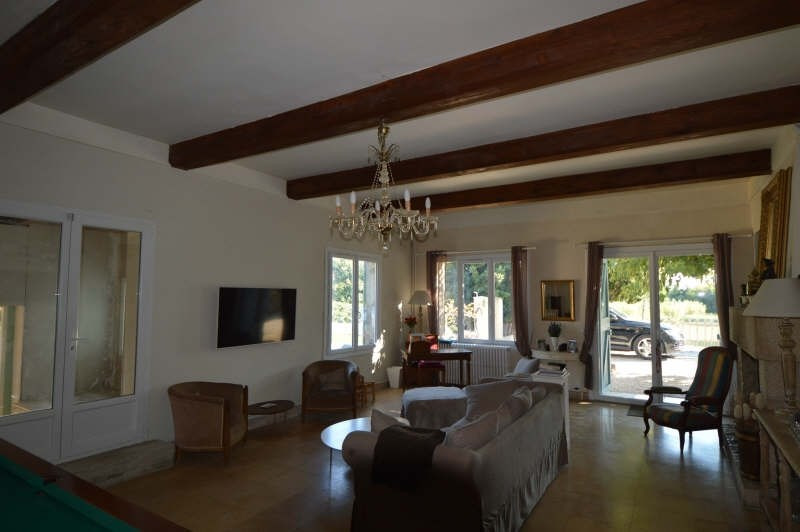 Vente maison / villa Domazan 480 000€ - Photo 3