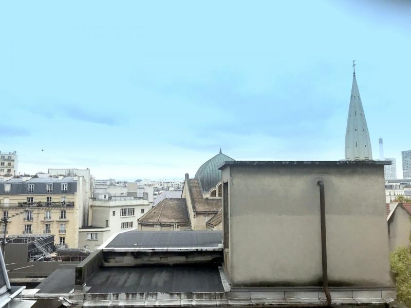 Vente appartement Paris 15ème 165000€ - Photo 1
