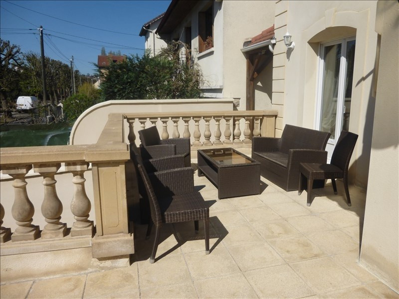 Sale house / villa St brice sous foret 865 000€ - Picture 2