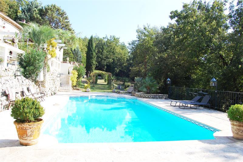 Verkauf von luxusobjekt haus Le canton de fayence 895000€ - Fotografie 3