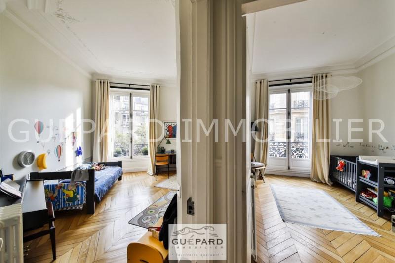 Vente de prestige appartement Paris 17ème 2789000€ - Photo 4