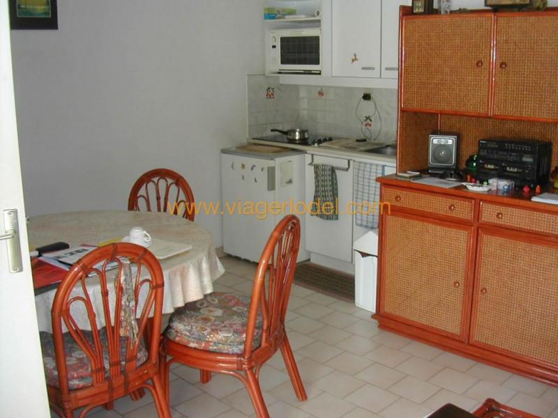 Vitalicio  apartamento Cagnes-sur-mer 65000€ - Fotografía 3