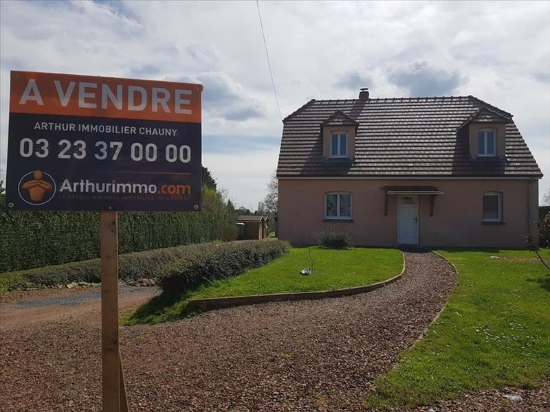 Vente maison / villa Charmes 188900€ - Photo 1