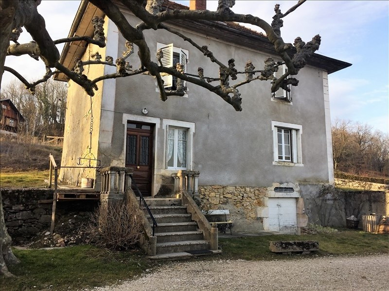 Sale house / villa Yenne 159 000€ - Picture 1