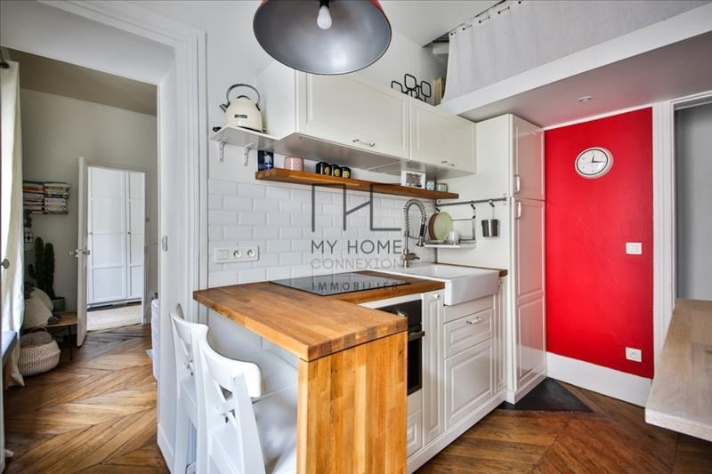 Sale apartment Paris 8ème 432 000€ - Picture 6