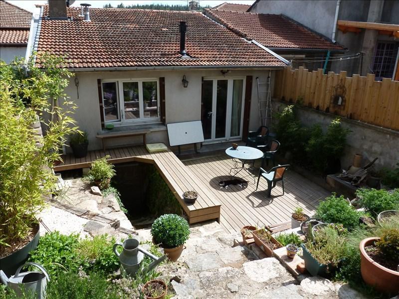 Vente maison / villa St alban les eaux 148000€ - Photo 8
