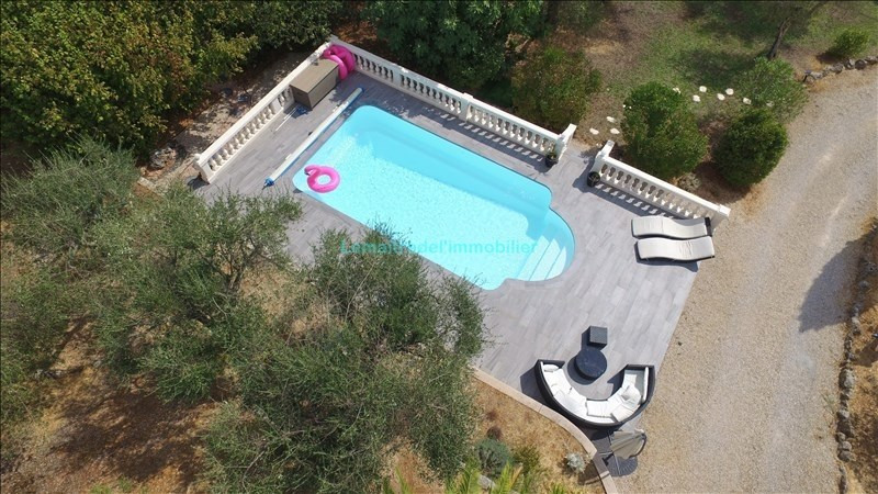 Vente maison / villa Le tignet 495 000€ - Photo 12